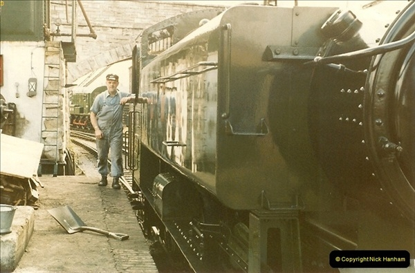 1986-08-24 to 29 9466 visits the SR.  (17)0443