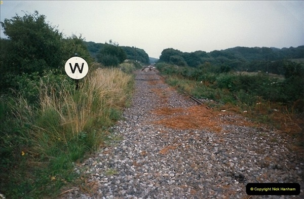 1987-09-26 Swanage progress.  (11)0503