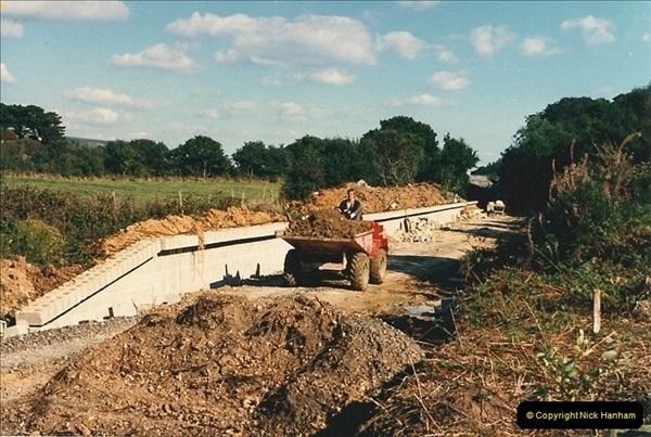 1987-09-26 Swanage progress.  (4)0496