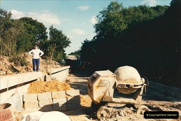 1987-09-26 Swanage progress.  (6)0498