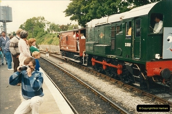 1988-06-11 to 12 Thomas Weekend. Your Host acting as relief driver on the 08, 21 and 41708.  (1)0555