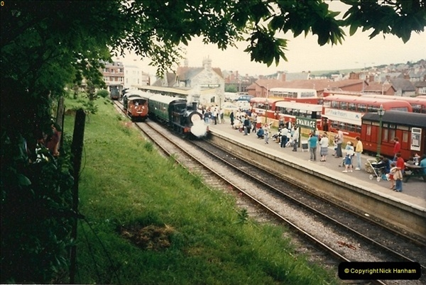 1988-06-11 to 12 Thomas Weekend. Your Host acting as relief driver on the 08, 21 and 41708.  (7)0561