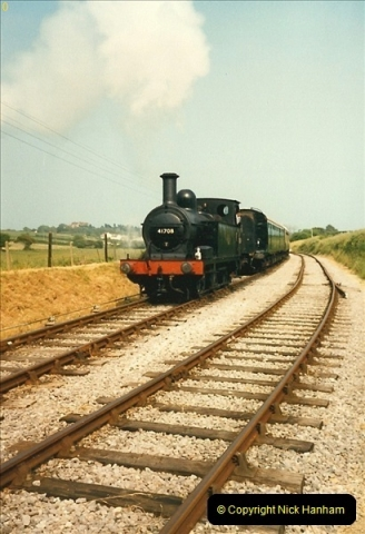 1988-06-11 to 12 Thomas Weekend. Your Host acting as relief driver on the 08, 21 and 41708.  (9)0563