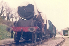 1976 to 1979 The SR takes shape.  (3)0032