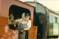 1984-08-01 My first time out as a driver.  (10)0230