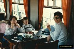 1985-04-09 SR VIP Visitors.   (2)0271