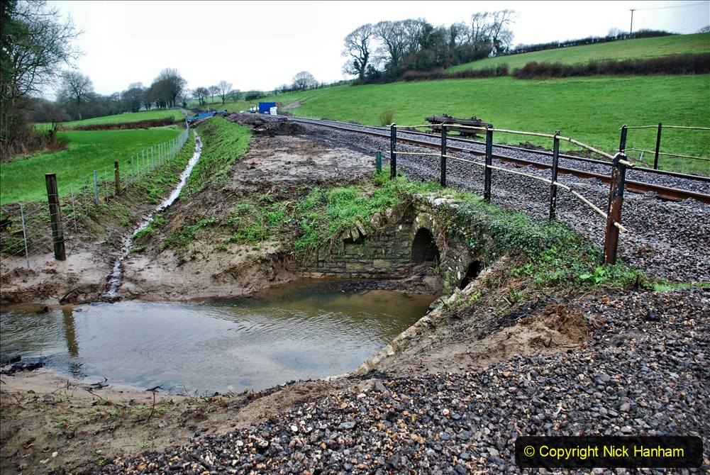2020-01-31 SR Miscellany. (16) Cowpat Crossing to just past Dickers Crossing lineside tidy work. 016
