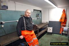 2020-01-31 SR Miscellany. (42) Corfe Castle Diesel area. 042
