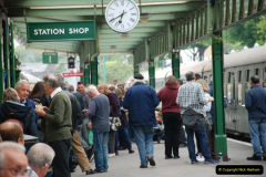 2019-05-18 SR Pig Roast celebrating the successful visit of Flying Scotsman. (12)