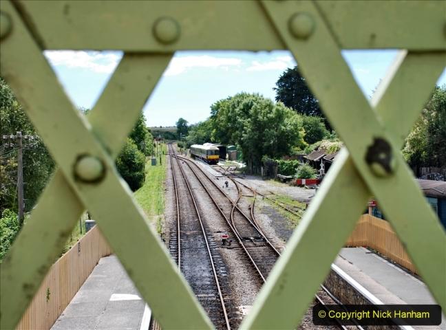 2020-07-11 SR runs it's first train since lockdown. (111) 111