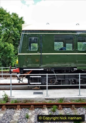 2020-07-11 SR runs it's first train since lockdown. (134) 134