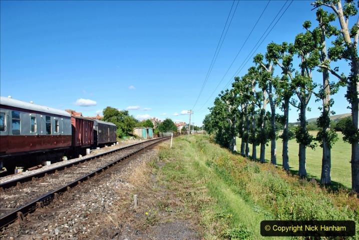 2020-07-11 SR runs it's first train since lockdown. (14) 014
