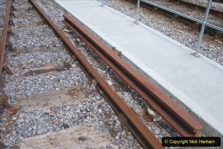 2020-07-11 SR runs it's first train since lockdown. (140) The SR goes third rail electric! 140