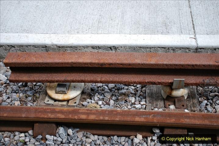 2020-07-11 SR runs it's first train since lockdown. (141) The SR goes third rail electric! 141