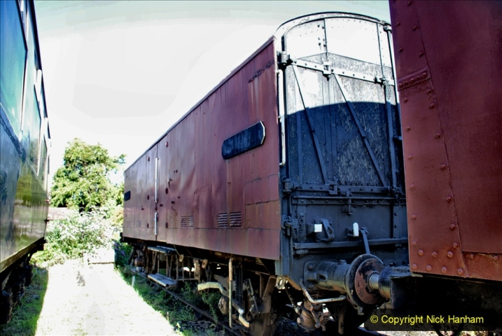 2020-07-11 SR runs it's first train since lockdown. (17) 017