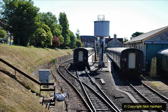2020-07-11 SR runs it's first train since lockdown. (32) 032