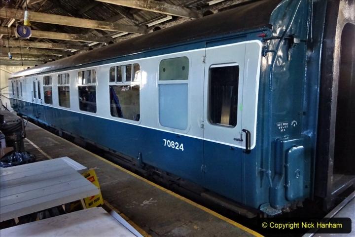 2020-07-11 SR runs it's first train since lockdown. (36) 036