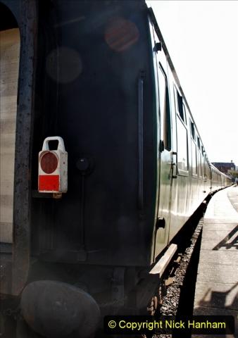 2020-07-11 SR runs it's first train since lockdown. (38) 038