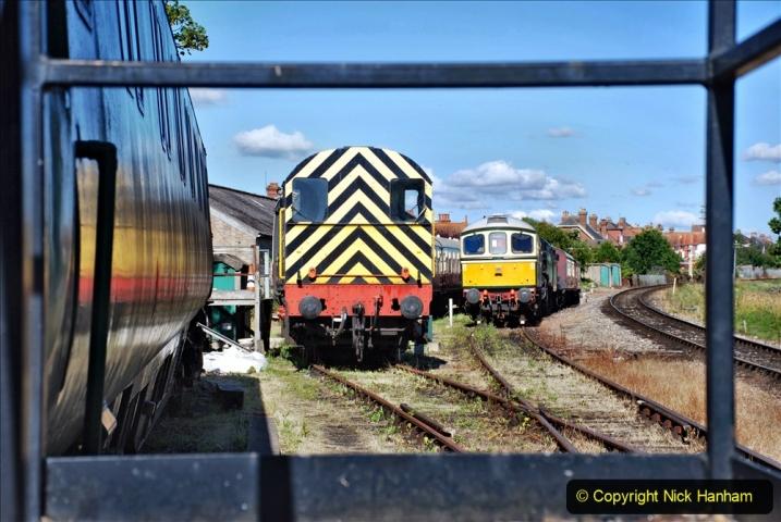 2020-07-11 SR runs it's first train since lockdown. (4) 004
