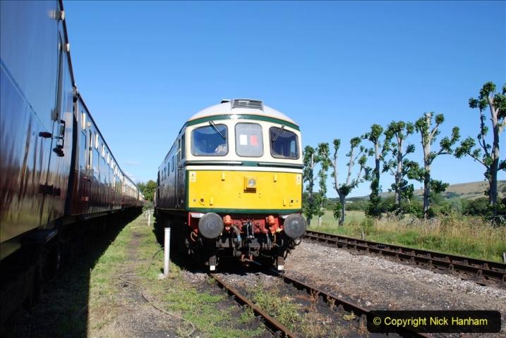 2020-07-11 SR runs it's first train since lockdown. (6) 006