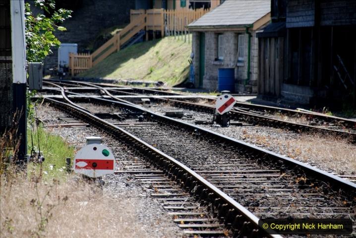 2020-07-11 SR runs it's first train since lockdown. (64) 064
