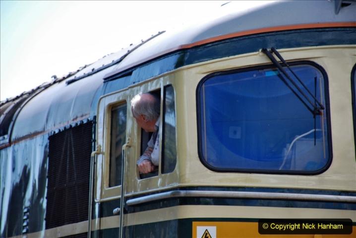 2020-07-11 SR runs it's first train since lockdown. (69) 069