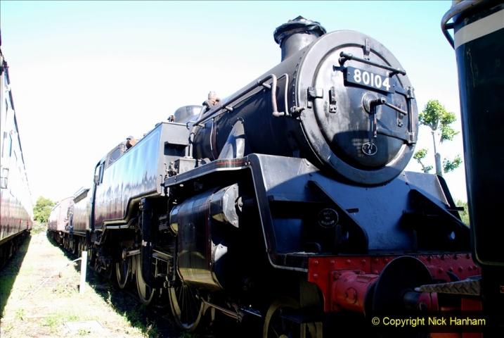 2020-07-11 SR runs it's first train since lockdown. (8) 008