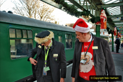 2019-12-07 SR Santa Specials Gallery 1. (44) Swanage. 044