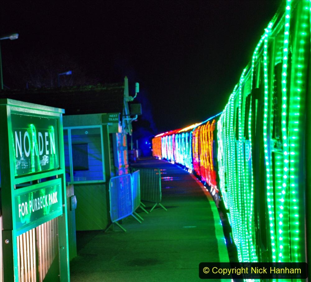 2020-12-04 Volunteer & Staff test train for Steam & Lights. (23) Norden. 023