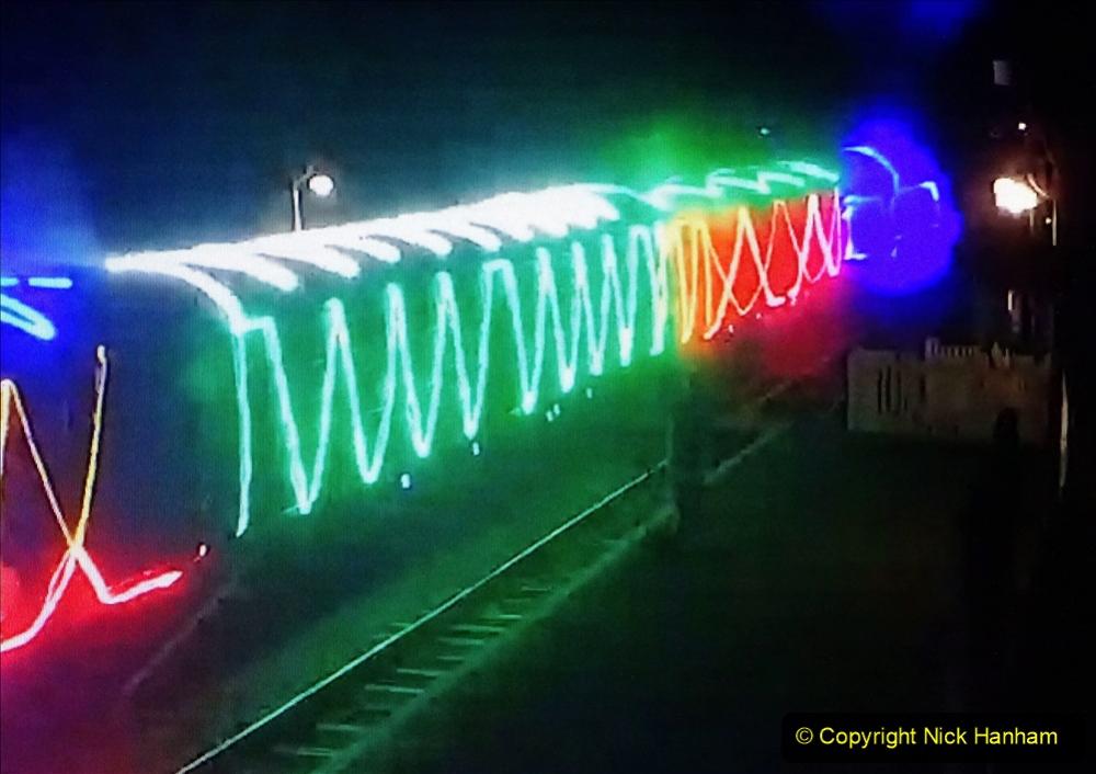 2020-12-05 Steam & Lights Corfe Castle Webcam. (2) 043