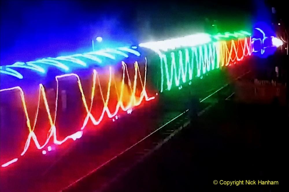 2020-12-05 Steam & Lights Corfe Castle Webcam. (3) 044