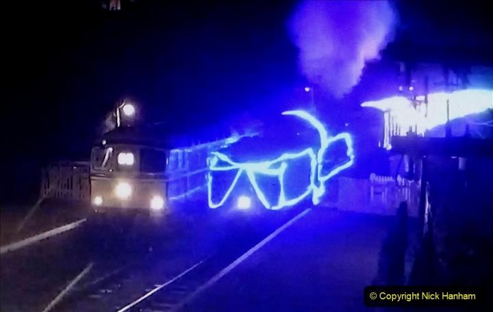 2020-12-05 Steam & Lights Corfe Castle Webcam. (7) 048