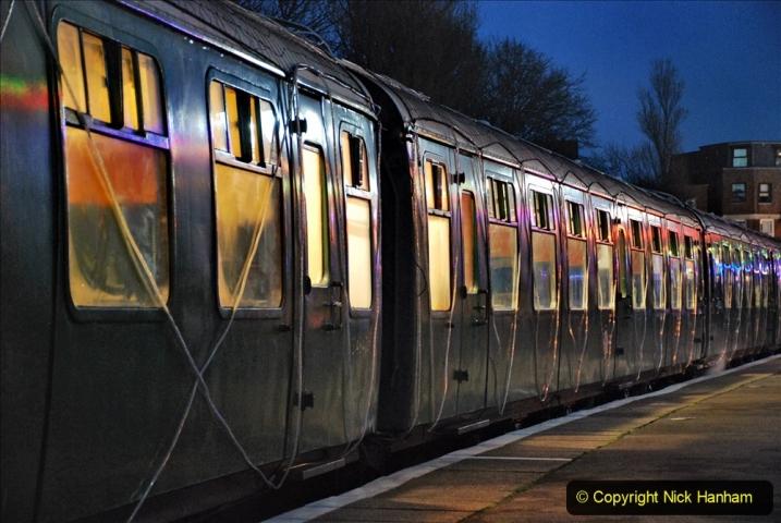 2020-12-12 SR Steam & Lights trackside. (14) Swanage. 064