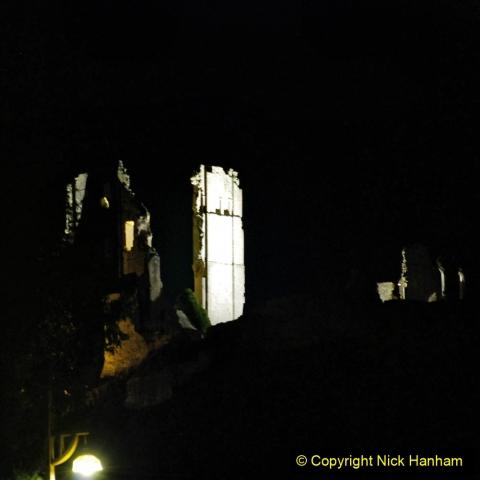 2020-12-12 SR Steam & Lights trackside. (35) Corfe Castle. 085