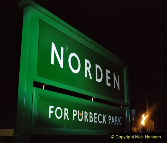 2020-12-12 SR Steam & Lights trackside. (42) Norden. 092