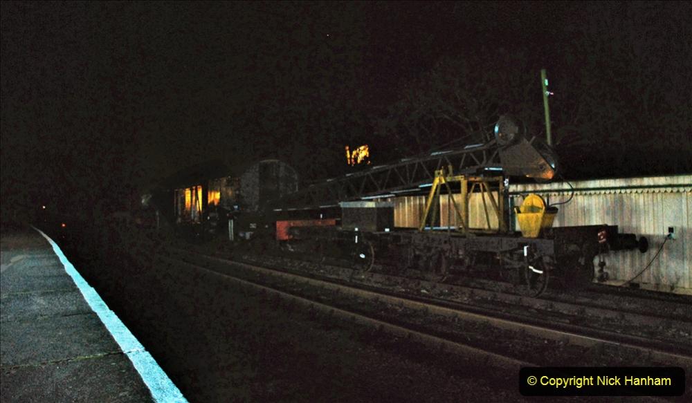 2020-12-12 SR Steam & Lights trackside. (45) Norden. 095
