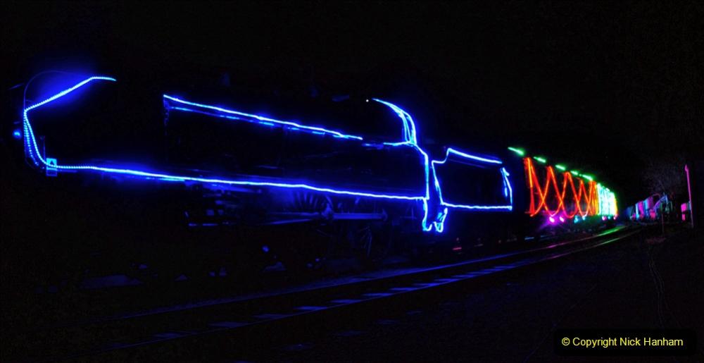 2020-12-12 SR Steam & Lights trackside. (52) Norden. 102