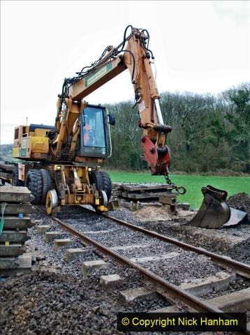 2020-02-06 Track renewal work & Tamper. (10) 010