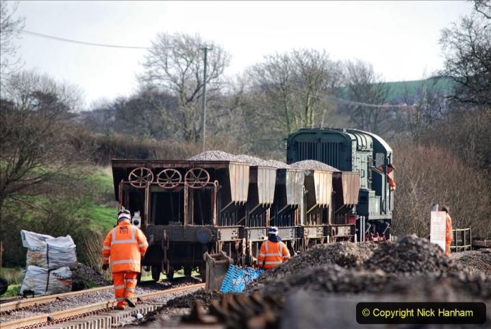 2020-02-06 Track renewal work & Tamper. (106) 106