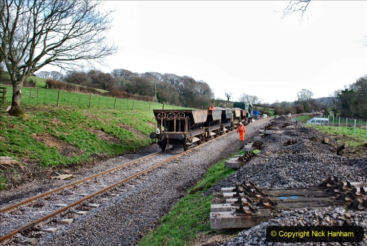 2020-02-06 Track renewal work & Tamper. (113) 113