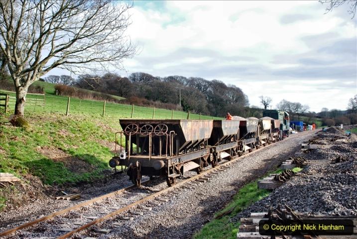 2020-02-06 Track renewal work & Tamper. (114) 114
