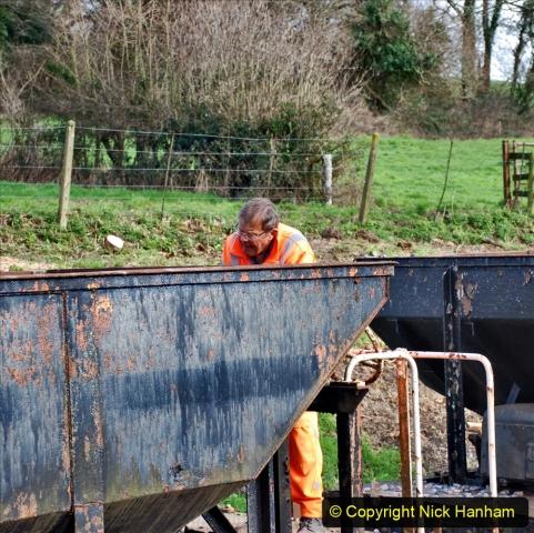 2020-02-06 Track renewal work & Tamper. (115) 115