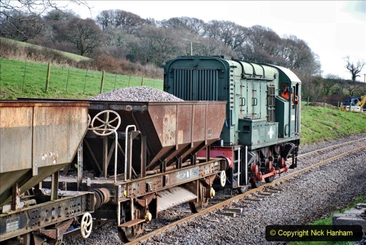 2020-02-06 Track renewal work & Tamper. (116) 116