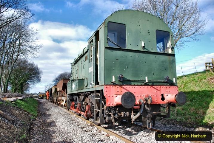 2020-02-06 Track renewal work & Tamper. (119) 119