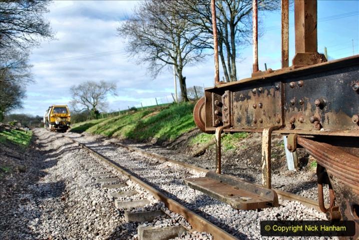 2020-02-06 Track renewal work & Tamper. (120) 120