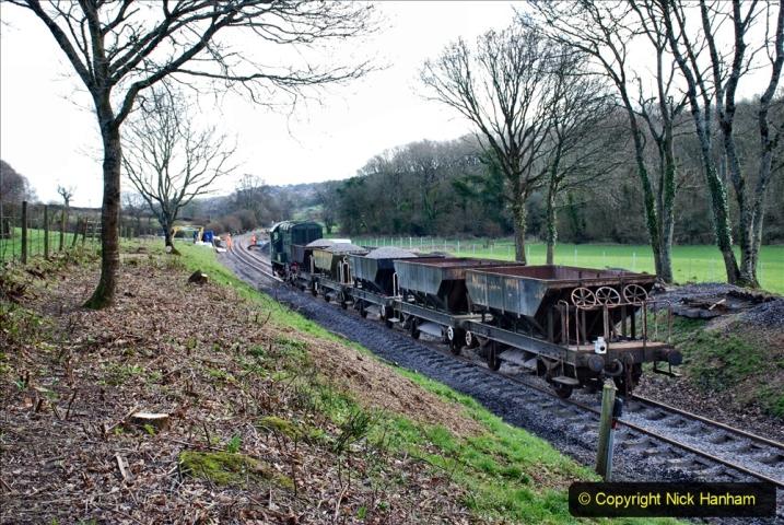 2020-02-06 Track renewal work & Tamper. (122) 122