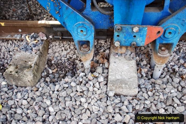 2020-02-06 Track renewal work & Tamper. (139) 139