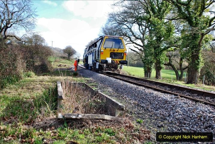 2020-02-06 Track renewal work & Tamper. (149) 149