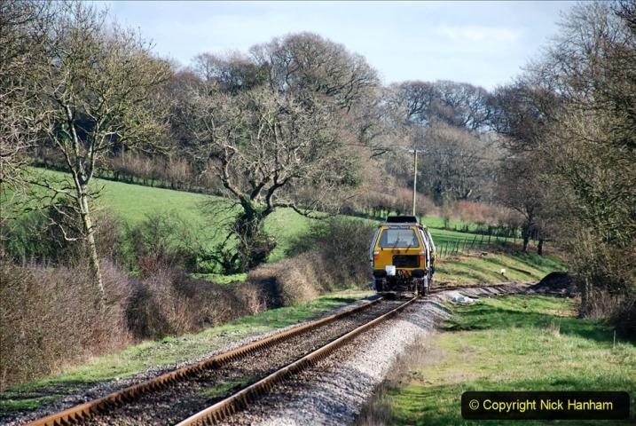 2020-02-06 Track renewal work & Tamper. (159) 159