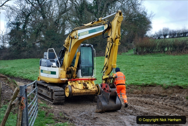 2020-02-06 Track renewal work & Tamper. (20) 020